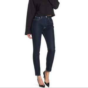 GRLFRND  Karolina Skinny Five Button Jeans Size 30
